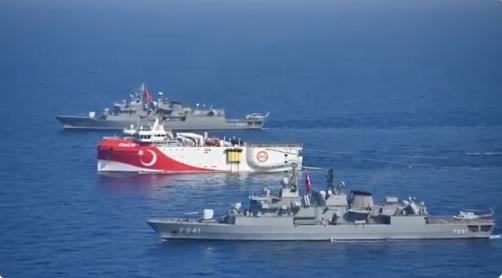 Yeni Safak: Με νέα NAVTEX σε Ρόδο και Καστελόριζο το Oruc Reis