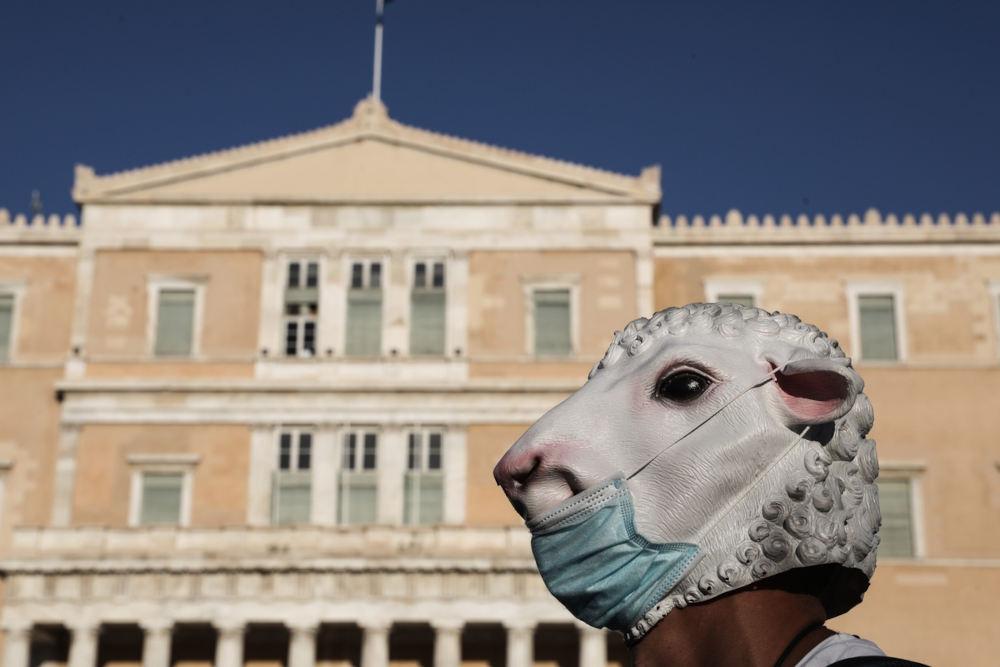 Το κίνημα κατά της μάσκας οδηγεί σε εισαγγελικές παρεμβάσεις- Πρώτο δείγμα γραφής στη Θεσσαλονίκη