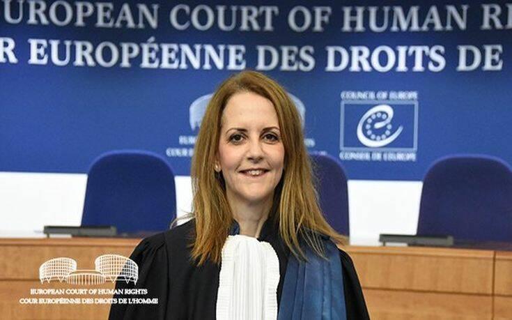 Στο «τιμόνι» του ΕΔΔΑ η Μαριαλένα Τσίρλη- Ελληνίδα η πρώτη γυναίκα που ανέλαβε γραμματέας στο Ευρωπαϊκό Δικαστήριο