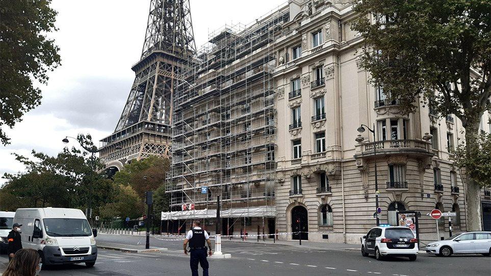 Γαλλία: Εκκενώθηκε ο Πύργος του Άιφελ – Άγνωστος απειλεί να ενεργοποιήσει εκρηκτικά