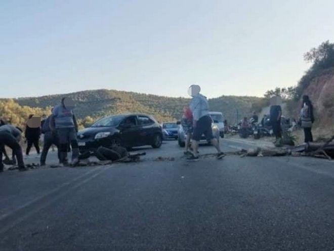 Περιπολίες ακροδεξιών πολιτών γύρω από τη Μόρια