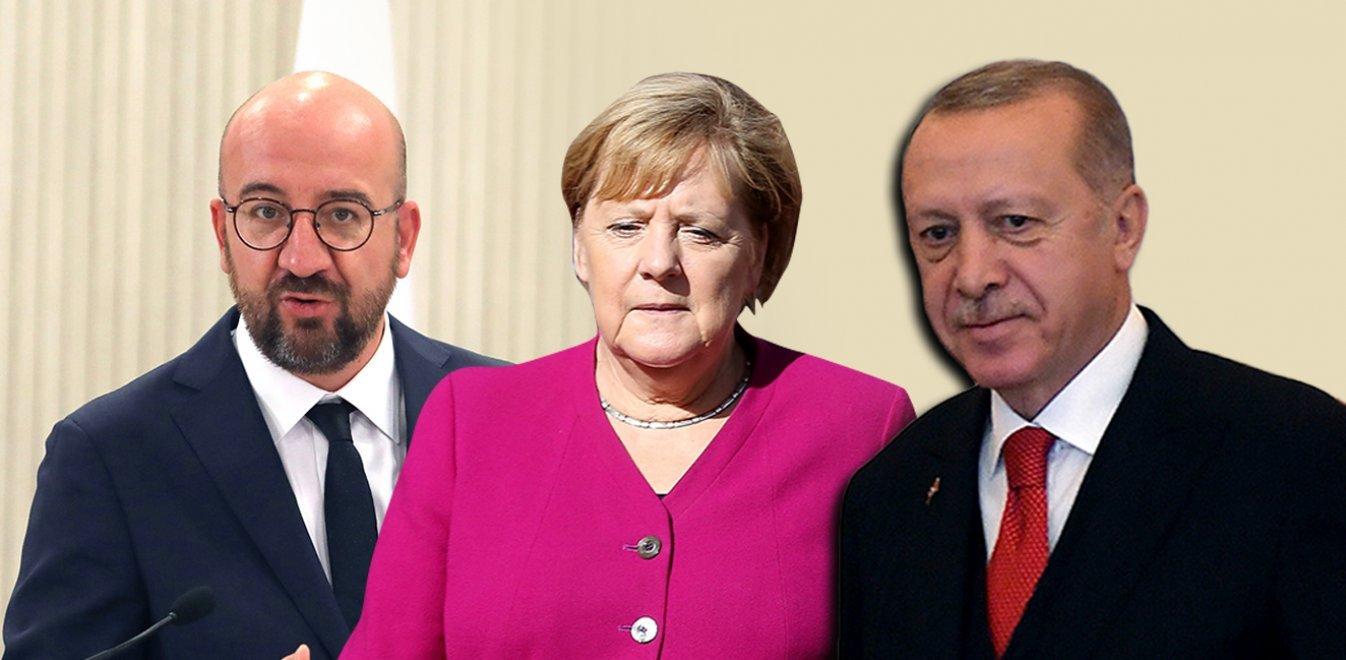 Πολυμερή διάσκεψη για την Ανατολική Μεσόγειο πρότεινε ο Ερντογάν σε Μέρκελ και Μισέλ