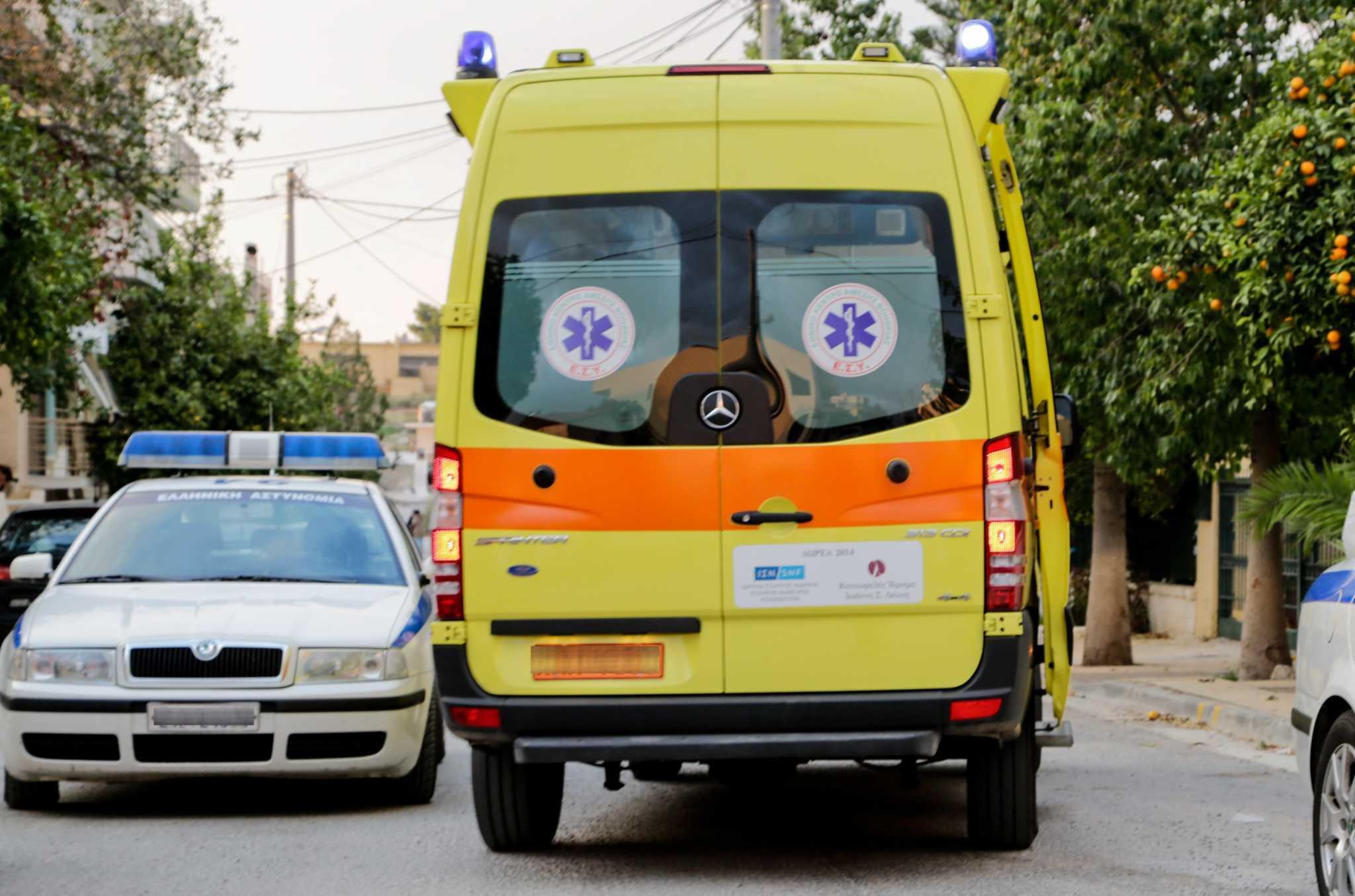 """Σοκ στο κέντρο της Αθήνας με την αυτοκτονία άνδρα: Έκανε """"σάλτο μορτάλε"""" από τον 6ο όροφο πολυκατοικίας"""