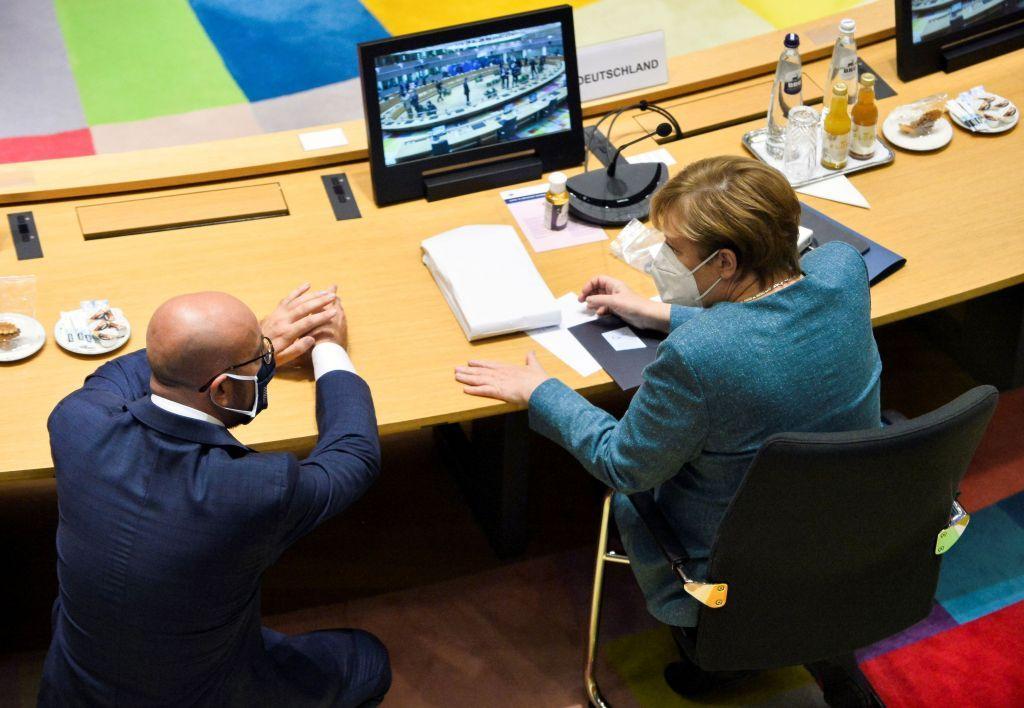 Συμβούλιο Κορυφής : Συζητούν νέο προσχέδιο μετά το ελληνικό veto – Μάχη για τις λέξεις και τις τελικές διατυπώσεις