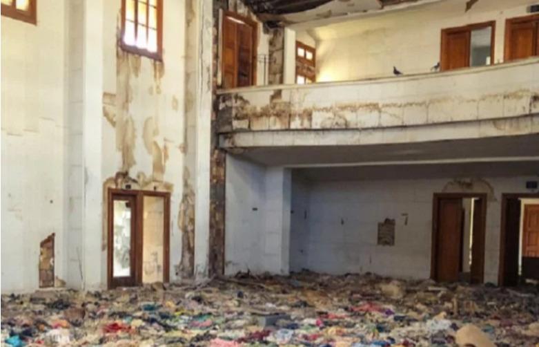 Αμμόχωστος : Συγκλονιστικές εικόνες από το τουρκικό πλιάτσικο 46 χρόνια μετά