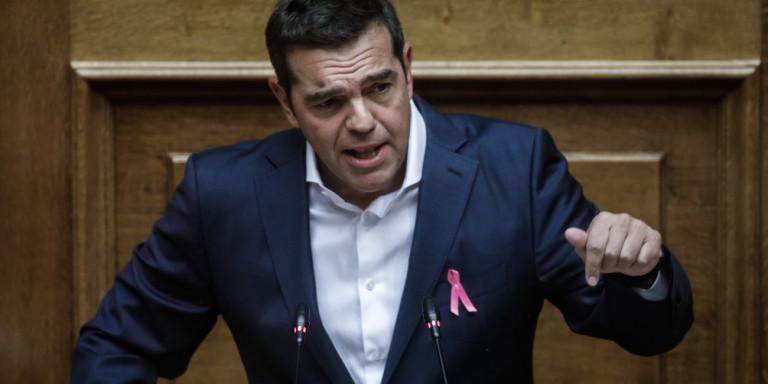 Αλέξης Τσίπρας : Δεν έχετε  στρατηγική για την προστασία των κυριαρχικών μας δικαιωμάτων