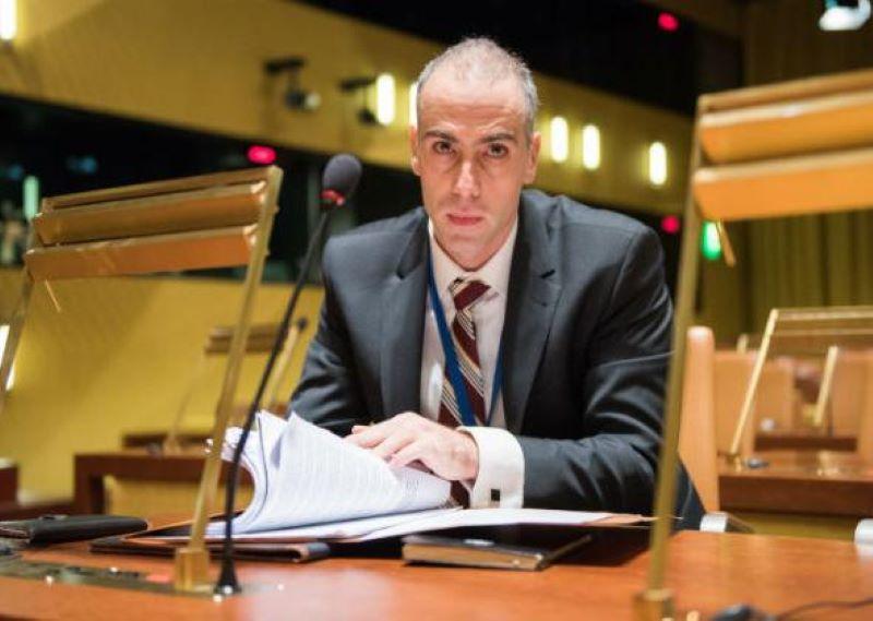 Αλέξης Αναγνωστάκης : Εξελέγη πρόεδρος της Επιτροπής Ανθρωπίνων Δικαιωμάτων της Ένωσης Ευρωπαίων Ποινικολόγων