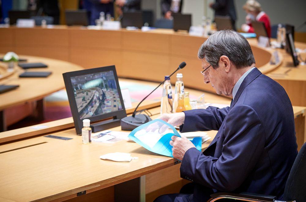 Αναστασιάδης για Βαρώσια: Κατάφορη παραβίαση του Διεθνούς Δικαίου – Η Κυπριακή Δημοκρατία δεν θα παραμείνει αδρανής