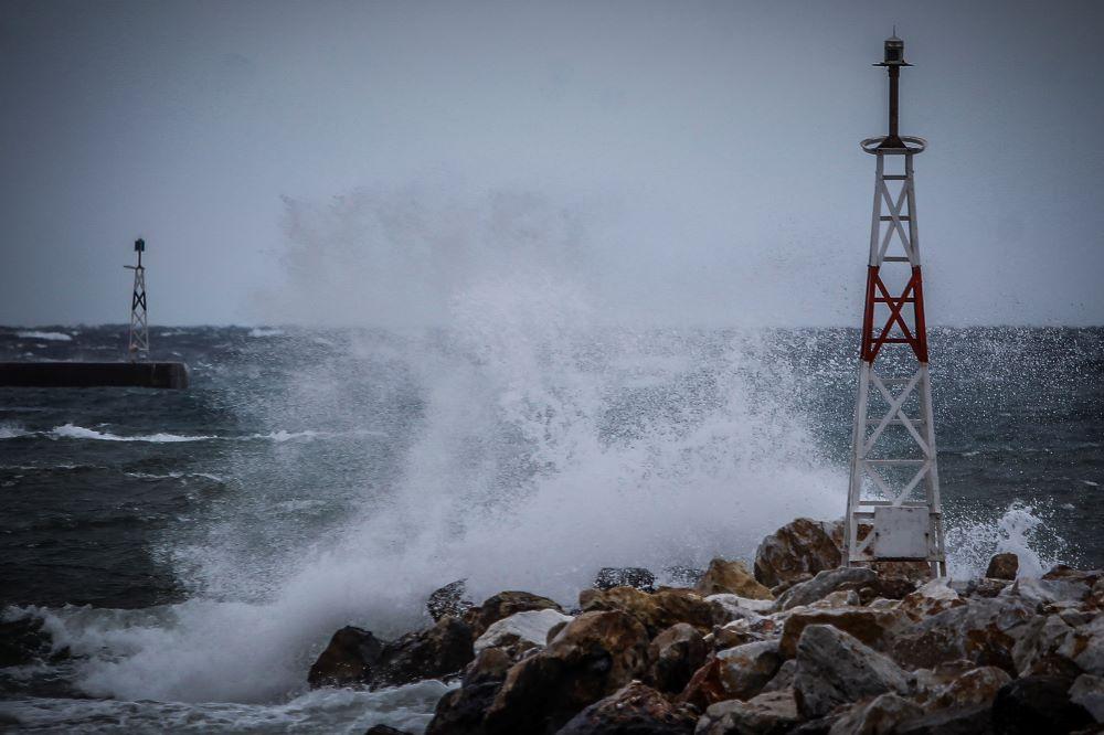 """""""Αγριεύει"""" ο καιρός την 28η Οκτωβρίου – Έκτακτο δελτίο από την ΕΜΥ για καταιγίδες και χαλαζοπτώσεις – Εικόνα από ΔΟΡΥΦΟΡΟ"""