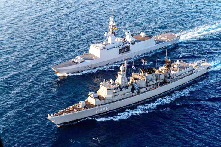 Ελληνική αντι-NAVTEX σε απάντηση της τουρκικής NAVTEX για έρευνες του Ορούτς Ρέις νοτίως του Καστελλόριζου