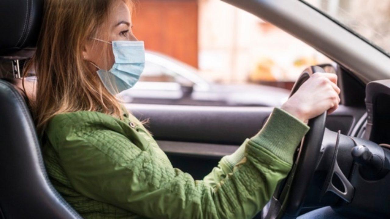 Μάσκα: Πότε «πέφτει» το 150άρι στο αυτοκίνητο -Όριο ατόμων και πρόστιμα