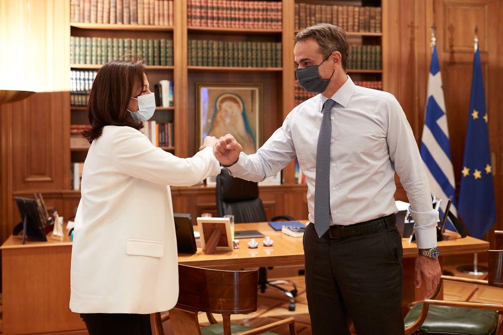 Έκπληξη από Μητσοτάκη: Την Άννα Διαμαντοπούλου προτείνει για την ηγεσία του ΟΟΣΑ – ΦΩΤΟ