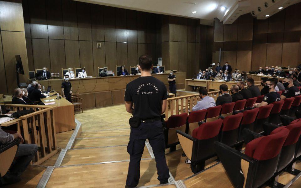Δίκη Χρυσής Αυγής: Παράταση μερικών 24ωρων για τα ελαφρυντικά- Φτάνει η ώρα των τελικών ποινών