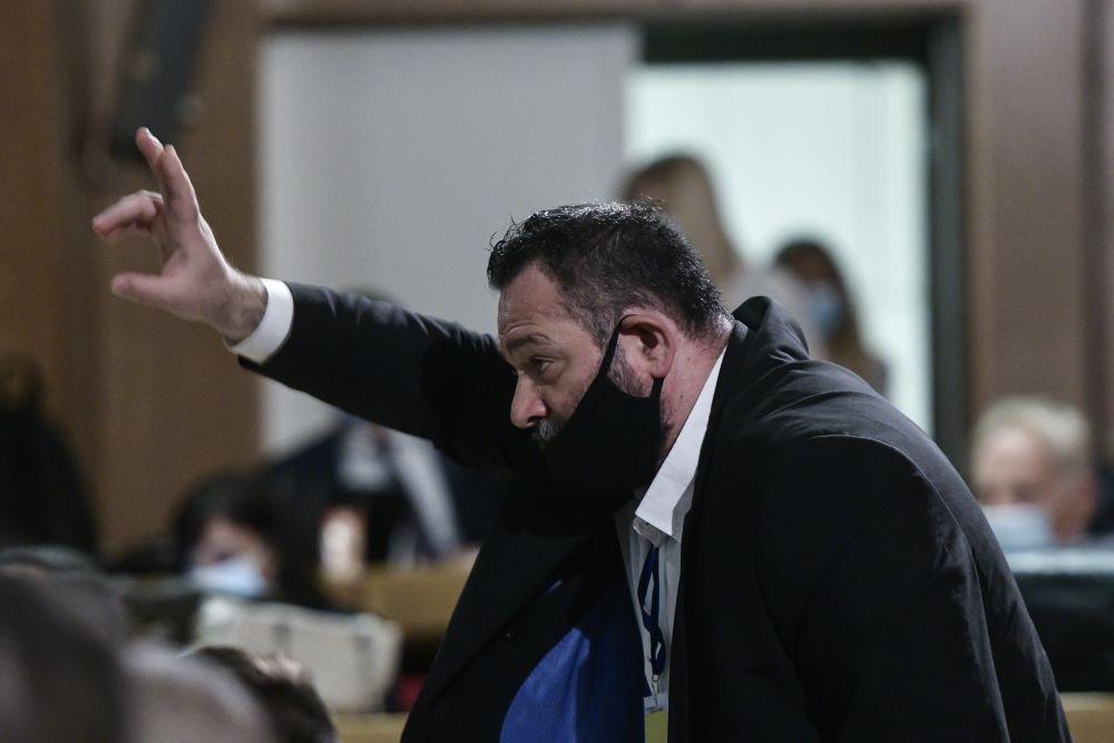 Ο Γιάννης Λαγός καλεί την εισαγγελέα Οικονόμου ως μάρτυρα υπεράσπισης στο Ευρωπαϊκό Δικαστήριο