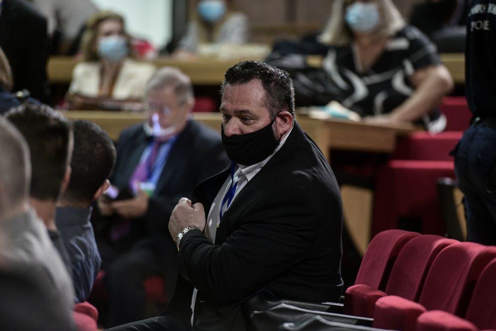 """O Γ. Λαγός προκαλεί και μιλάει για """"καταπάτηση ανθρωπίνων δικαιωμάτων"""" – ΒΙΝΤΕΟ"""