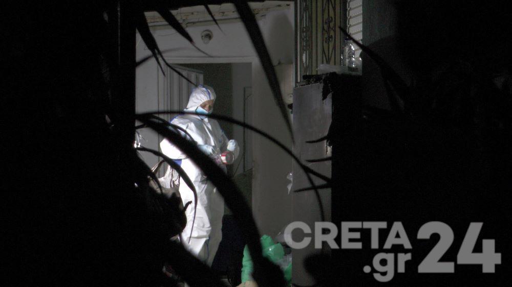 Κρήτη: Στραγγάλισε δύο ανθρώπους, έβαλε τον έναν σε βαλίτσα, άρπαξε 10.000 ευρώ και εξαφανίστηκε – Τα νεότερα από τις έρευνες – ΒΙΝΤΕΟ – ΦΩΤΟ