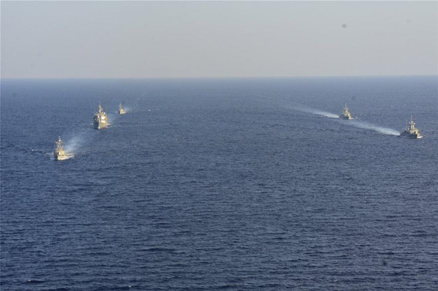 Σε κατάσταση αυξημένης ετοιμότητας οι Ένοπλες Δυνάμεις (Φωτο)