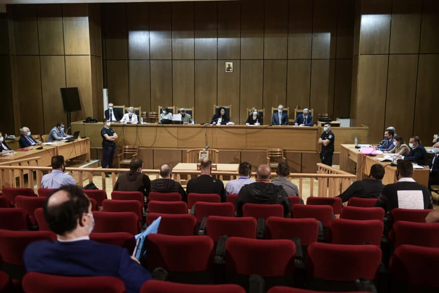 """Ένωση Ποινικολόγων και Μαχόμενων Δικηγόρων: """"Η δίκη της Χρυσής Αυγής"""""""