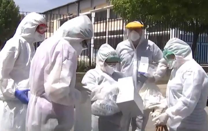 Χίος: Έκρηξη κρουσμάτων στο hot spot της ΒΙ.ΑΛ. με 38 ασθενείς