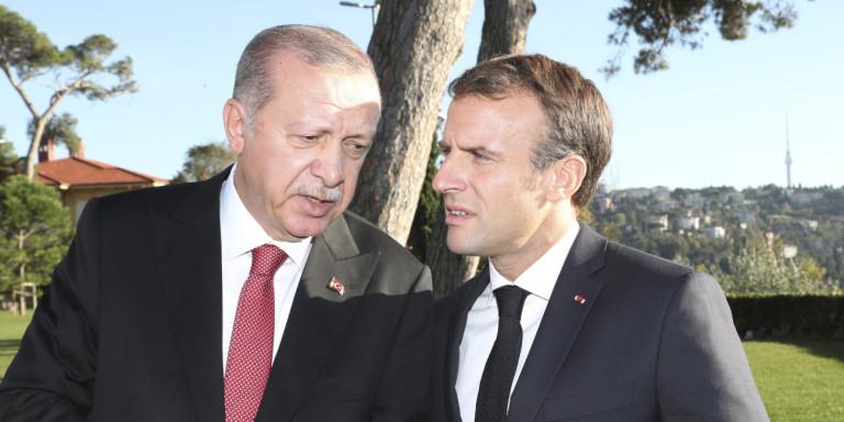 Επίθεση Ερντογάν σε Μακρόν: Χρειάζεται ψυχοθεραπεία -Το Παρίσι ανακαλεί τον πρεσβευτή του στην Άγκυρα