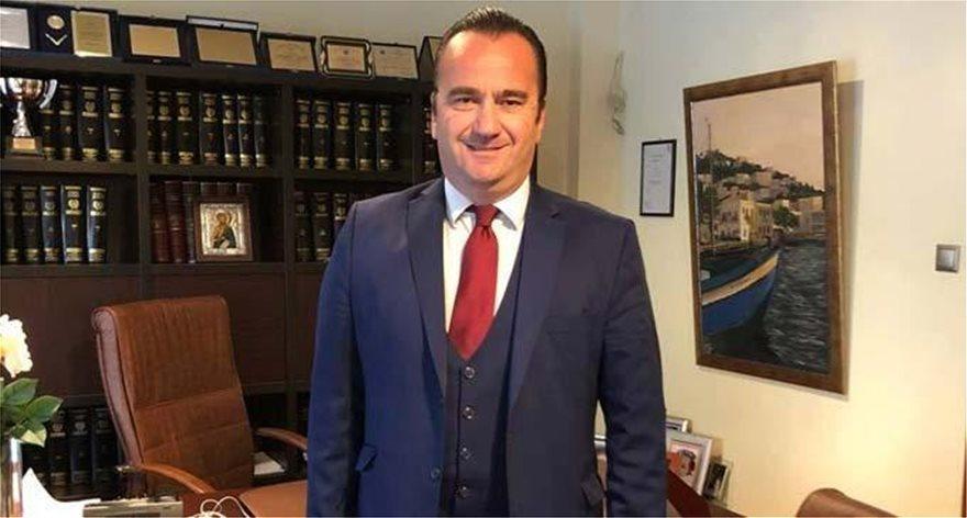 Νέος πρόεδρος της Ένωσης Ποινικολόγων & Μαχόμενων Δικηγόρων ο Γιάννης Γλύκας