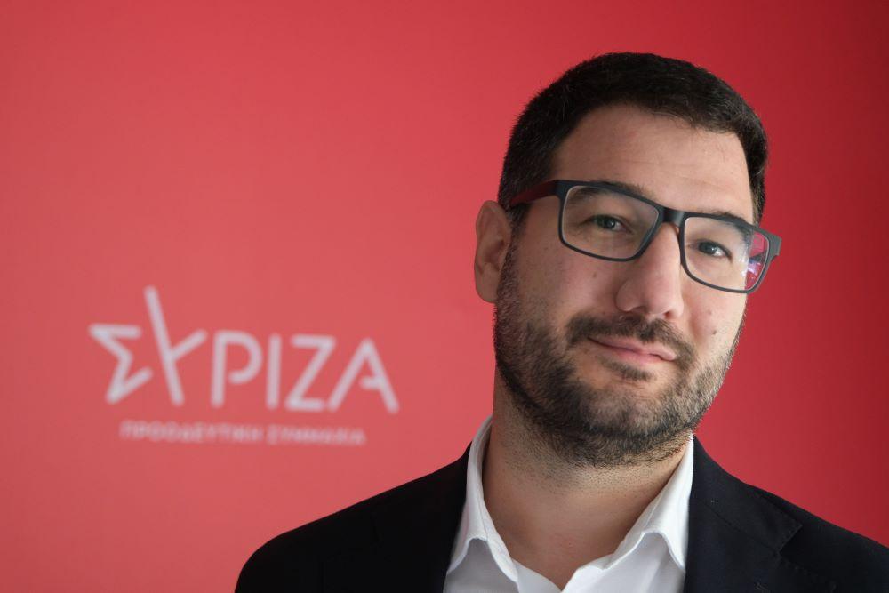 Ηλιόπουλος: Έτοιμος ο ΣΥΡΙΖΑ να αναλάβει τη διακυβέρνηση της χώρας