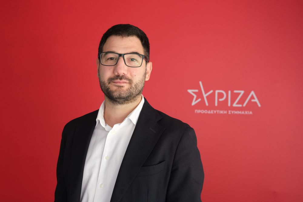Ηλιόπουλος: Ο ΣΥΡΙΖΑ είναι έτοιμος να αναλάβει τη διακυβέρνηση της χώρας