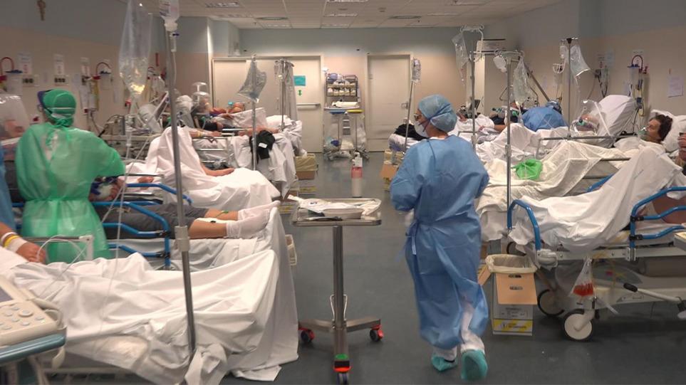 Ιταλία: Κραυγή αγωνίας από τους γιατρούς – Σε οριακή κατάσταση οι ΜΕΘ