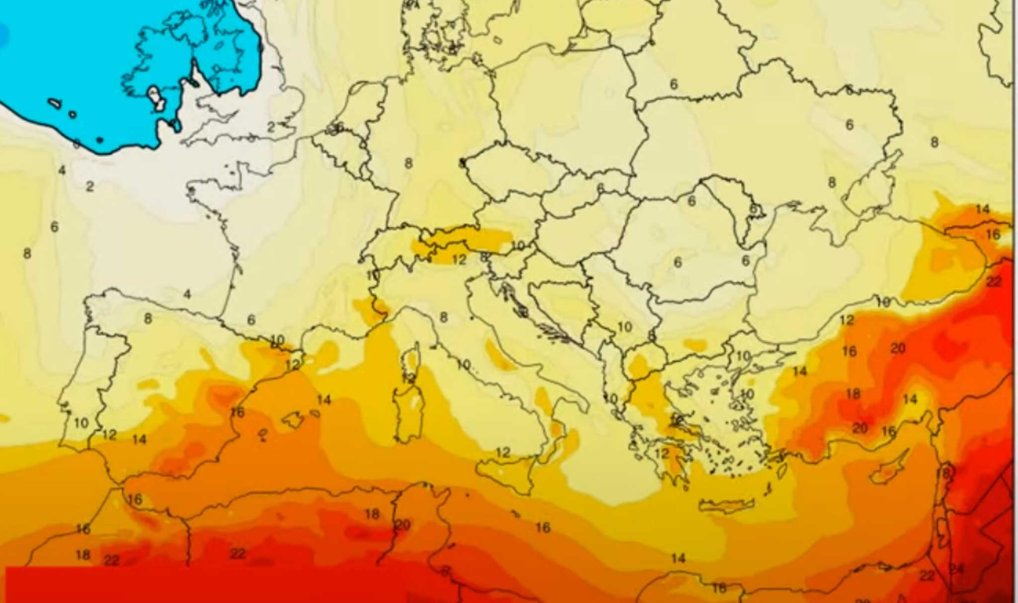 """Καλοκαιρινή επίθεση μέσα στο φθινόπωρο – Έρχονται """"καυτές"""" θερμοκρασίες – ΒΙΝΤΕΟ"""