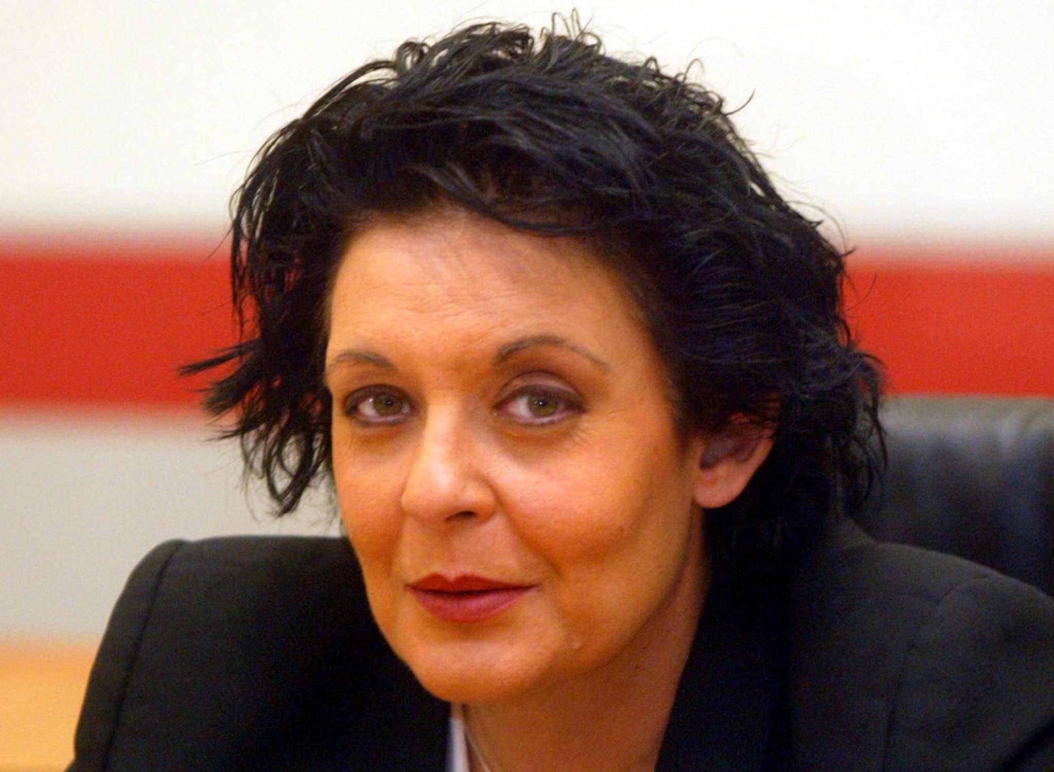 Λιάνα Κανέλλη : Το ναζιστικό παράθυρο