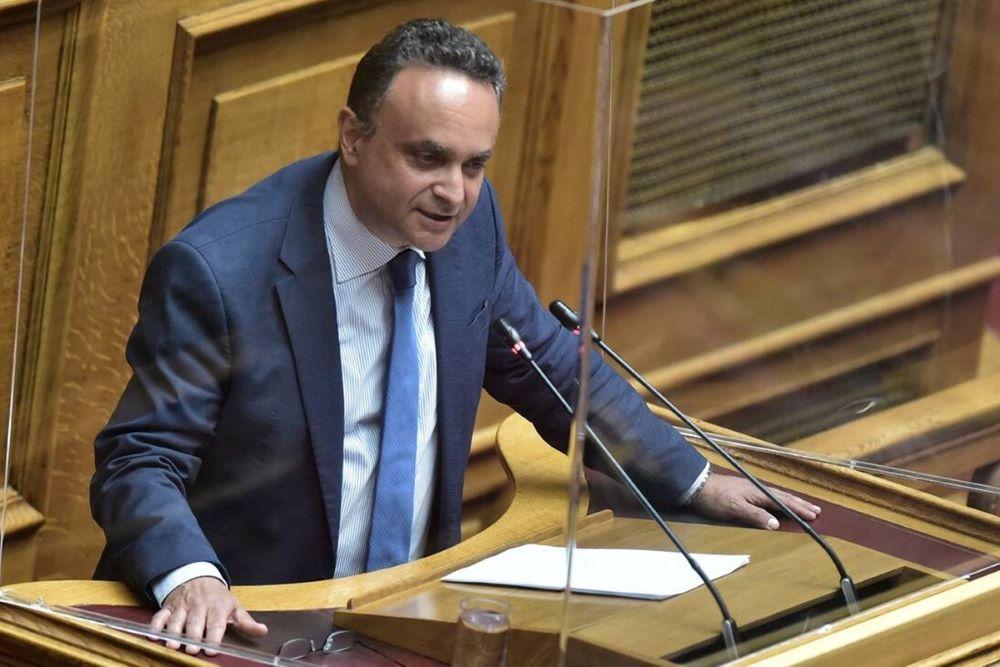 Θετικός στον κορονοϊό βουλευτής της ΝΔ – Σε καραντίνα υπάλληλοι της Βουλής