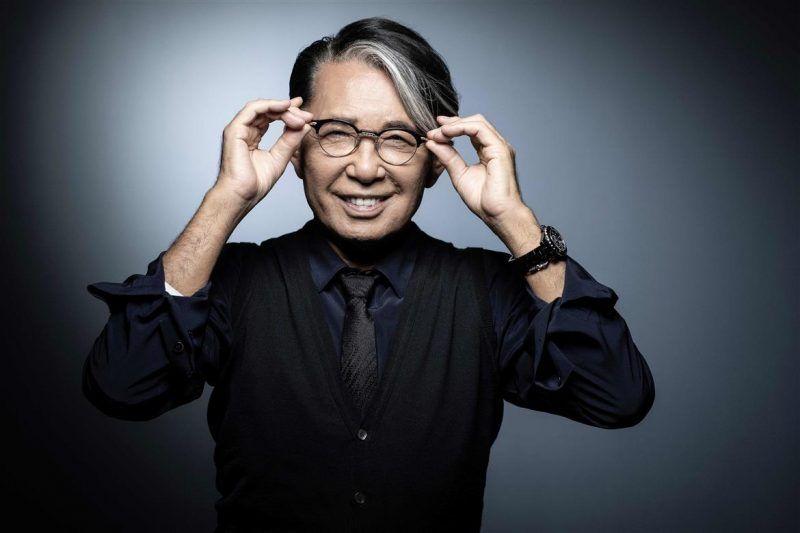 Πέθανε από κορονοϊό ο σχεδιαστής και ιδρυτής της Kenzo