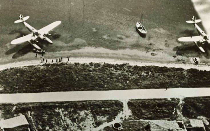 Το ελληνικό νησί που βομβαρδίστηκε 195 φορές στη διάρκεια του Β' Παγκοσμίου Πολέμου (Φωτο)