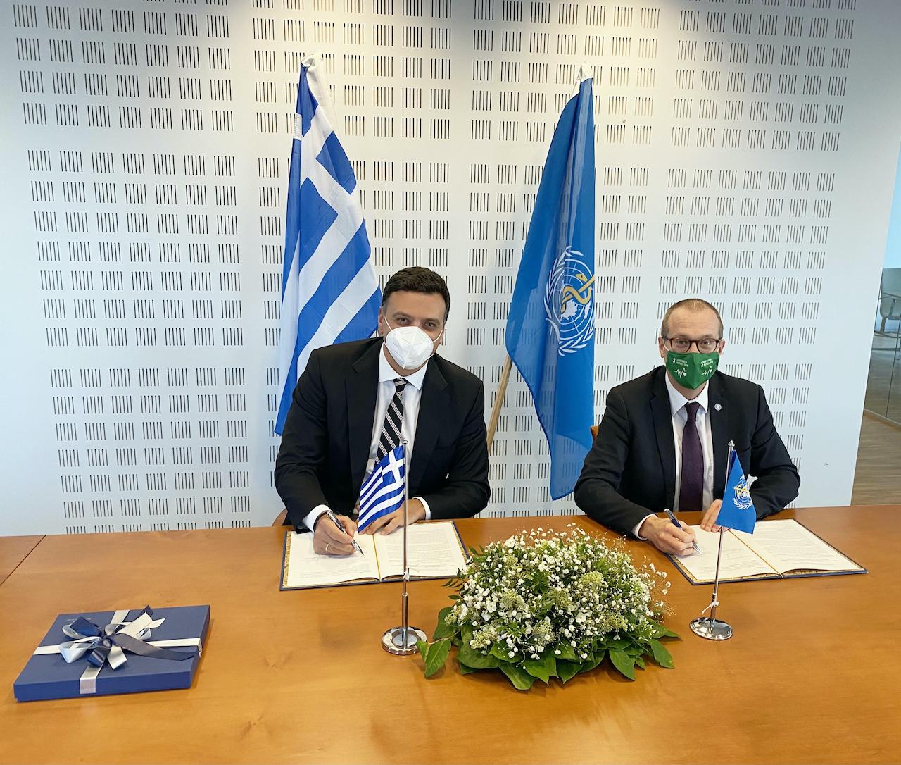 Στην Ελλάδα το νέο Γραφείο του ΠΟΥ-Ευρώπης για την Ποιότητα της Υγειονομικής Περίθαλψης – ΦΩΤΟ