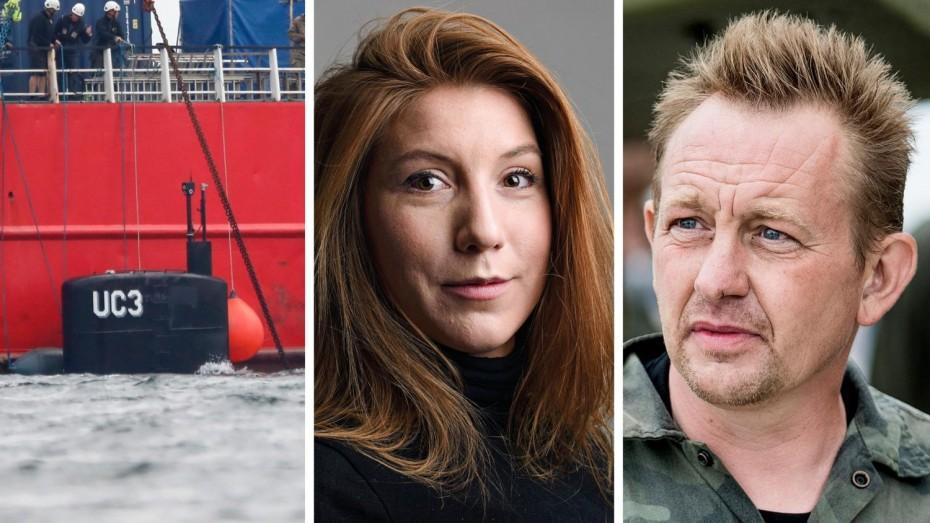 Δανία : Απέδρασε αλλά συνελήφθη ο δολοφόνος που διαμέλισε τη δημοσιογράφο(Βίντεο)