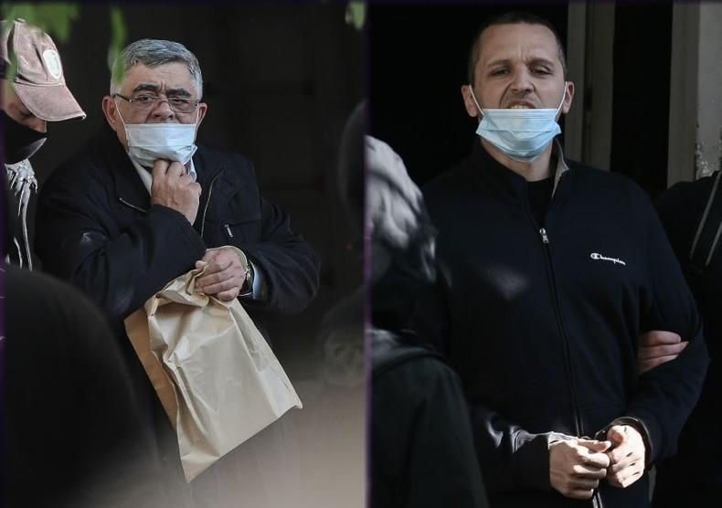 """Στο Δομοκό το """"διευθυντήριο"""", Μαλανδρίνο ο Ρουπακιάς, στα Τρίκαλα οι υπόλοιποι καταδικασθέντες της Χ.Α (Βίντεο- Φωτό)"""