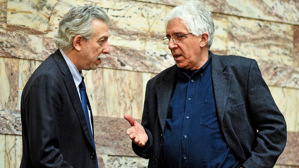 Στα άκρα η ρήξη στον ΣΥΡΙΖΑ – Στο τραπέζι του Πολιτικού Συμβουλίου η διαγραφή Κοντονή – «Μνημείο συκοφαντίας και σταλινισμού ο ΣΥΡΙΖΑ», η απάντησή του