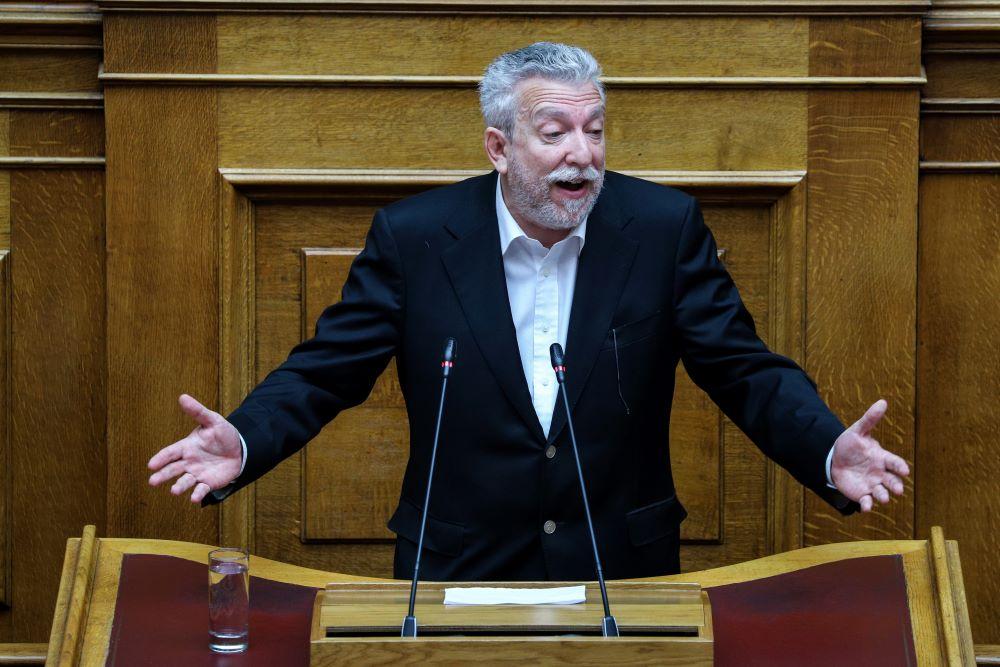 """""""Ρουκέτα"""" Κοντονή: Παραιτήθηκε on air από τον ΣΥΡΙΖΑ – """"Δεν ανταποκρίνεται στις ανάγκες του λαού"""" – ΒΙΝΤΕΟ"""
