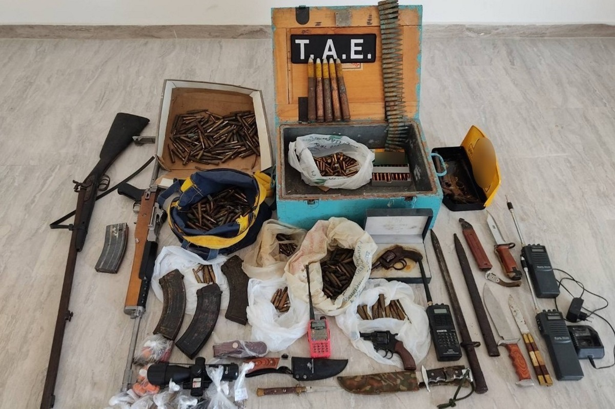 Κρήτη: Έτοιμος για πόλεμο …