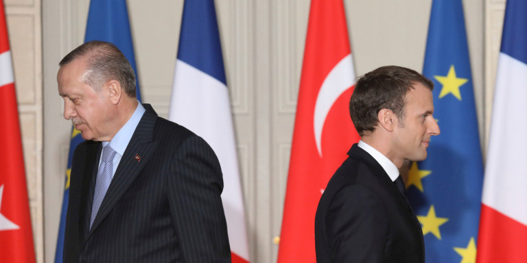 """Γαλλία: """"Υπήρξαμε για πολύ καιρό αφελείς"""" – Θα ζητήσουμε κυρώσεις κατά της Τουρκίας – Η Τουρκία κάλεσε για εξηγήσεις τον Γάλλο επιτετραμμένο"""