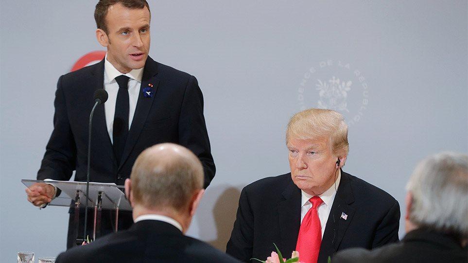 Κοινή δήλωση Τραμπ, Πούτιν, Μακρόν για Ναγκόρνο-Καραμπάχ: Σταματήστε άμεσα τις συγκρούσεις