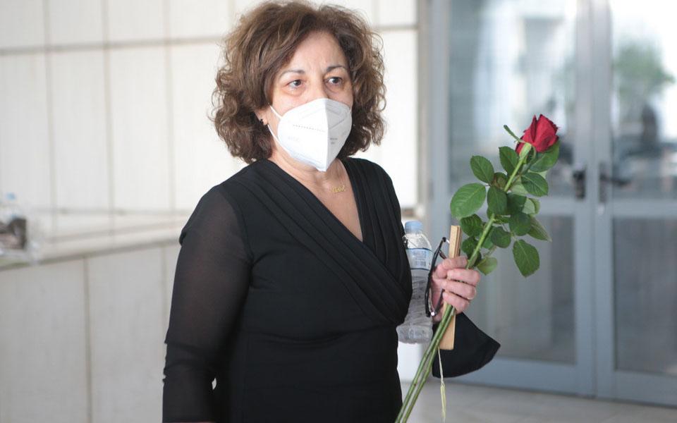 Μάγδα Φύσσα για την γιορτή της μητέρας: Έχασα το παιδί μου από τους φασίστες, σήμερα θα είμαι μισή