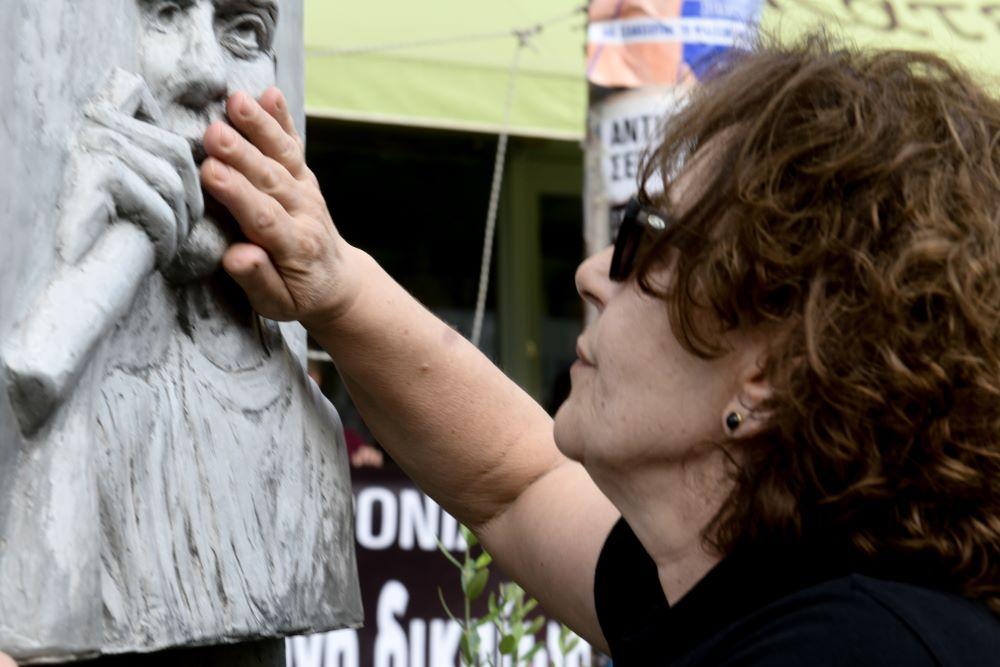 Μάγδα Φύσσα: Δεν τελειώσαμε με το φασισμό – Υπάρχουν εκεί έξω 500.000 που ψήφισαν Χρυσή Αυγή
