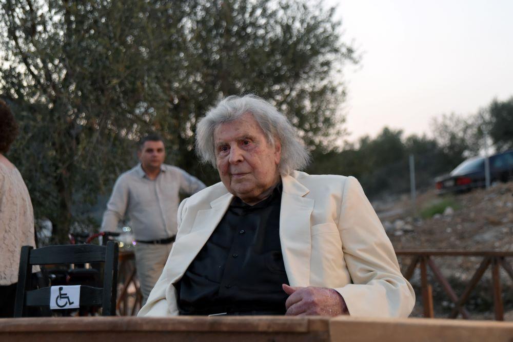 Μίκης Θεοδωράκης για Χρυσή Αυγή: Ο αγώνας κατά του φασισμού δεν τελείωσε