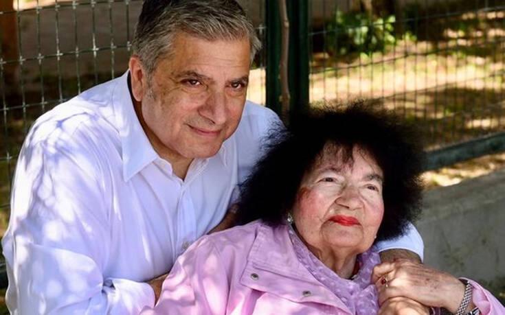Πένθος για τον Γιώργο Πατούλη: Πέθανε η μητέρα του
