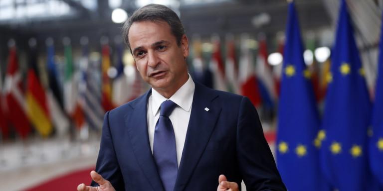 Μητσοτάκης: Θέσαμε ζήτημα για εμπάργκο όπλων στην Τουρκία -Ο Δεκέμβριος καταληκτική ημερομηνία για κυρώσεις
