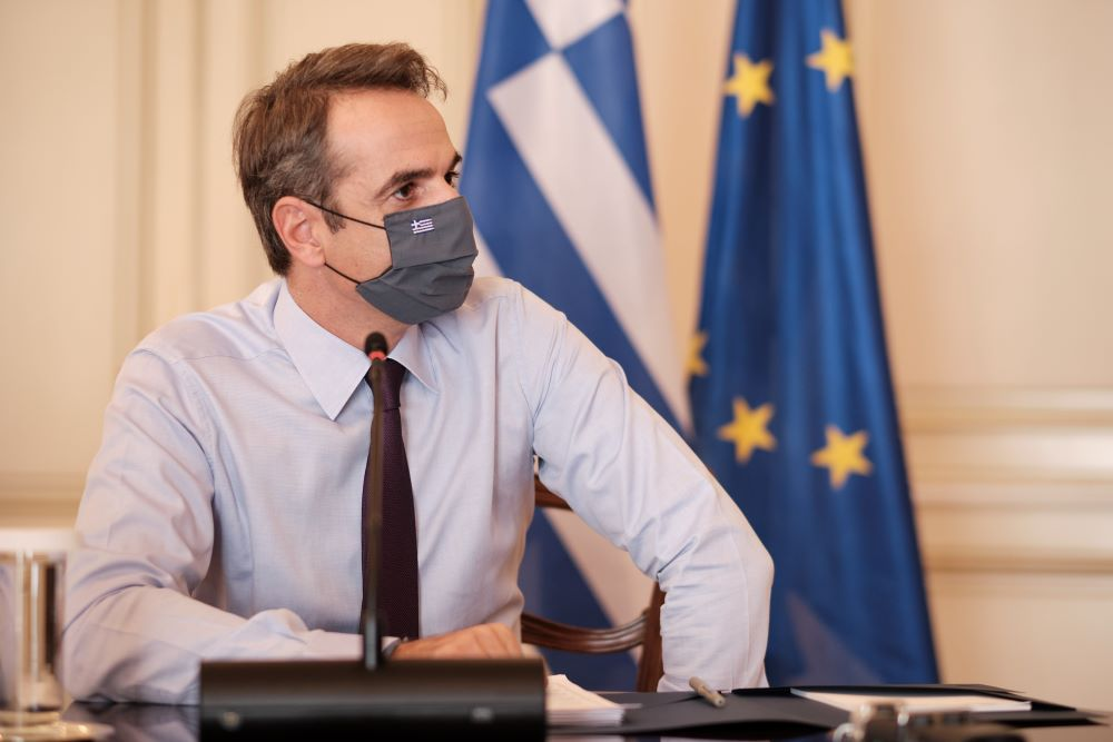 Μητσοτάκης: Lockdown σε Θεσσαλονίκη-Ροδόπη-Λάρισα – Αύριο νέα μέτρα διάρκειας ενός μήνα – Συγκλονιστικές ΑΕΡΟΦΩΤΟΓΡΑΦΙΕΣ – ΒΙΝΤΕΟ