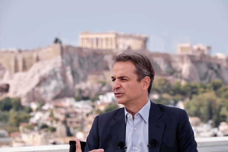 Μητσοτάκης στη Le Figaro για ελληνοτουρκικά: Η ένταση θα οδηγήσει σε μέτρα κατά της Τουρκίας