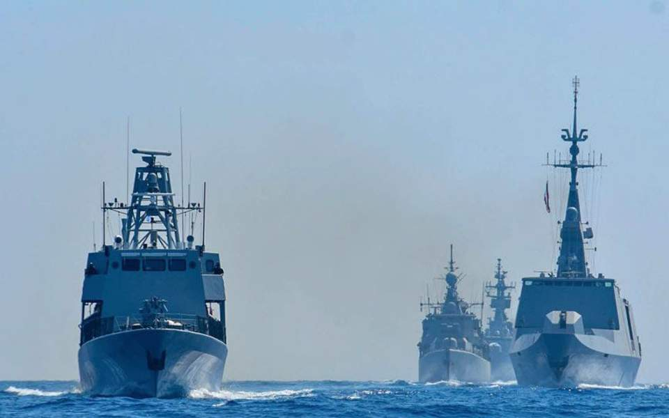 Ελληνική αντι-Navtex στην αποστολή του Ορούτς Ρέις ανατολικά Κρήτης-Καρπάθου