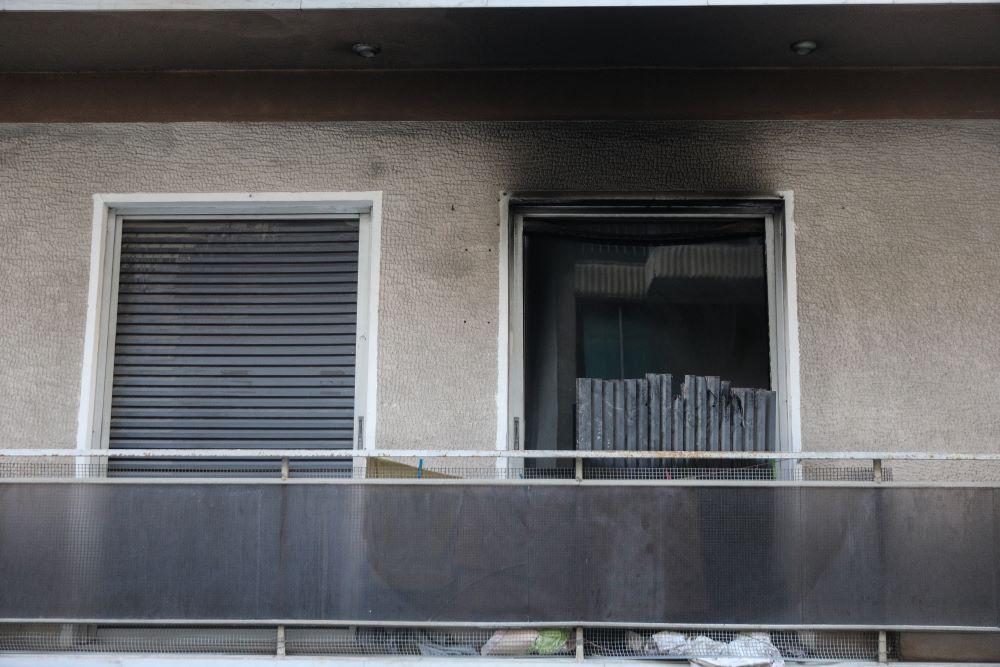 Τραγωδία στο Νέο Κόσμο: Νεκρός άνδρας από φωτιά στο διαμέρισμά του – ΦΩΤΟ